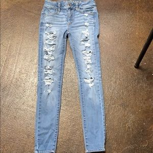 American Eagle jegging Jeans